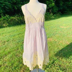 Lucca Couture Cotton Dress - Medium